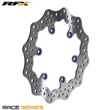 RFX Race Rear Disc (Blue) Yamaha YZ125/250 02-17 Yamaha YZF250 02-17 YZF450 03-17